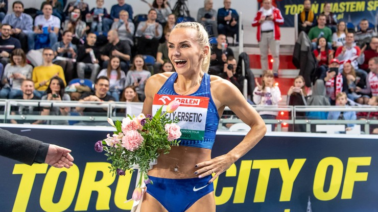Lekkoatletyczne HMP: Trzy złote medale Justyny Święty-Ersetic