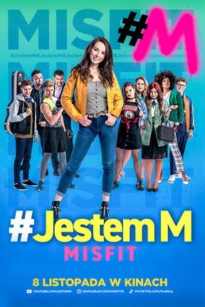"""2019-11-08 Kulisy filmu """"#Jestem M. Misfit"""". Zobacz wideo! - Polsat.pl"""