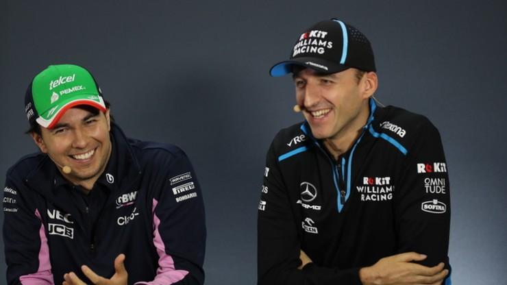 GP Brazylii: Kubica odpadł w 1. części kwalifikacji, pole position Verstappena