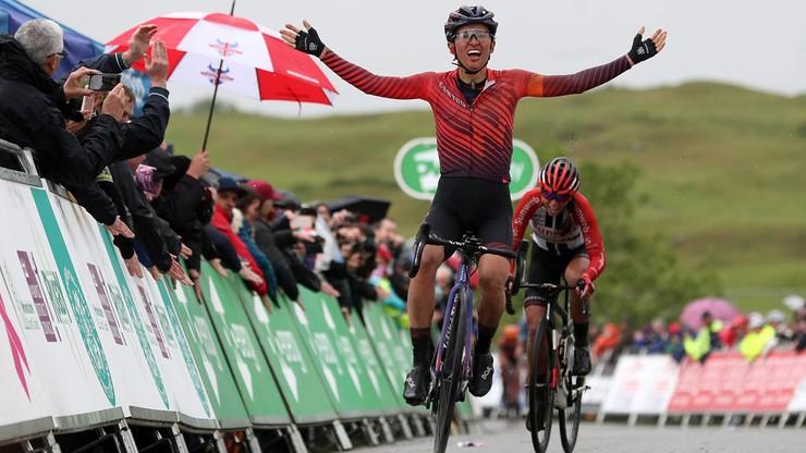 Giro d'Italia kobiet: Katarzyna Niewiadoma na drugim miejscu po pięciu etapach