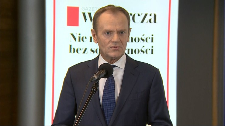 """""""To będzie atak na każdego obywatela"""". Tusk o reformie sądownictwa w Polsce"""