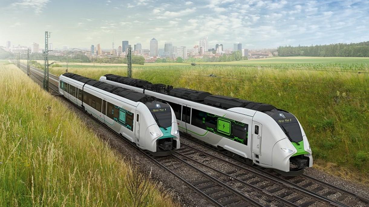 Coraz więcej krajów Europy stawia na ekologiczne podróże wodorowymi pociągami
