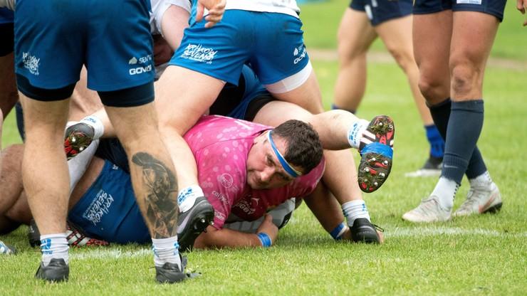 Ekstraliga rugby: Komplet zwycięstw Ogniwa Sopot i Skry Warszawa