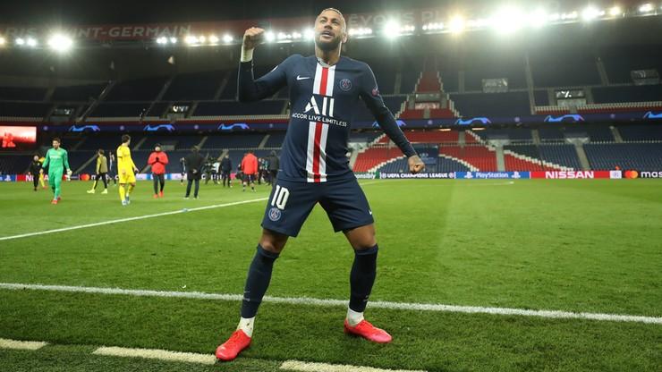 Francuskie media o triumfie PSG: Neymar bohaterem