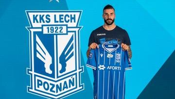Ishak nowym zawodnikiem Lecha Poznań