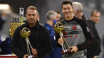"""Lewandowski nominowany do nagrody """"Piłkarz Roku UEFA"""""""