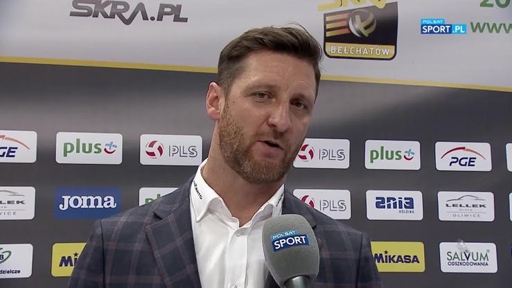 Gruszka: To był jeden z naszych najlepszych meczów w tym sezonie