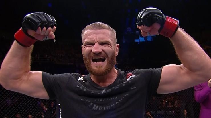 Błachowicz wyróżniony przez UFC! Przeszedł aż 25 testów