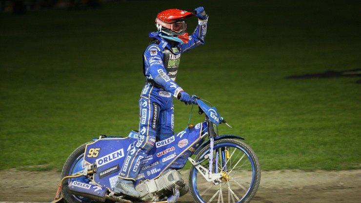 Bartosz Zmarzlik wygrał Grand Prix w Gorzowie Wielkopolskim