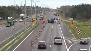 Autostrada A2. Utrudnienia między węzłami Poznań Luboń i Poznań Krzesiny