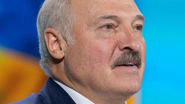 Jeśli Białoruś upadnie, następna będzie Rosja - uważa Łukaszenka