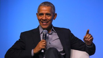 Obama: kobiety u władzy są lepsze od mężczyzn