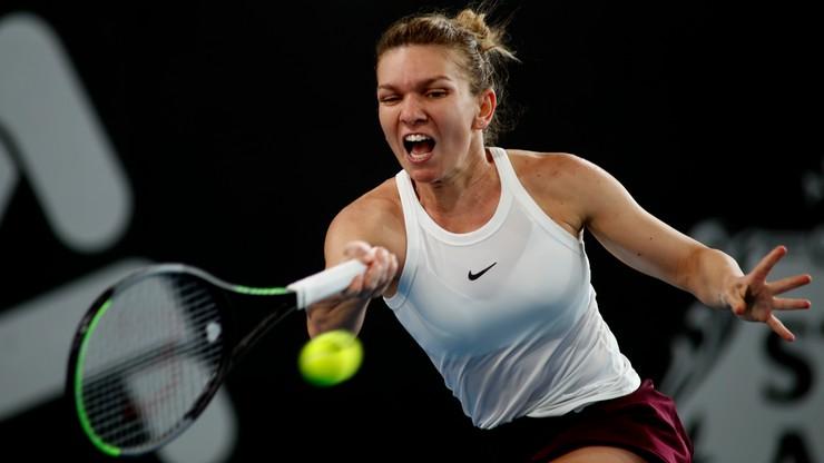 WTA w Adelajdzie: Halep odpadła w ćwierćfinale