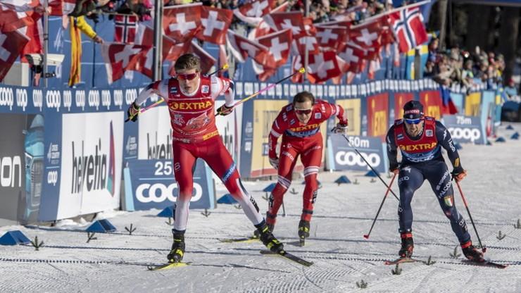 Tour de Ski: Tylko Bury w ćwierćfinale sprintu