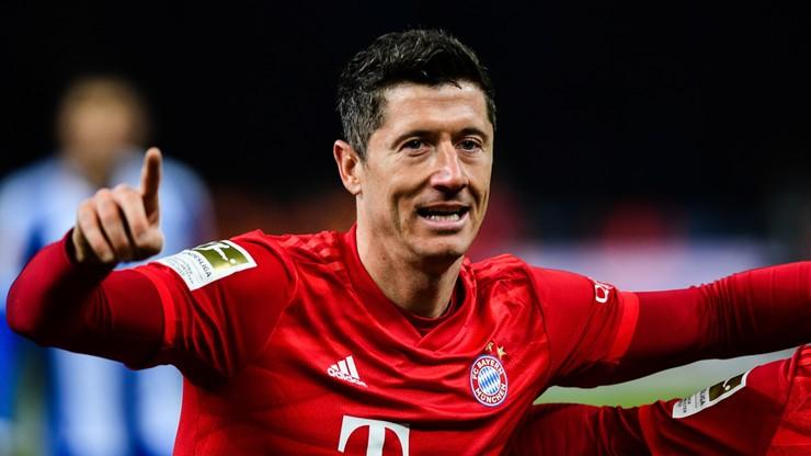 Robert Lewandowski na nowym logo Bundesligi? Propozycja spodobała się kibicom Bayernu Monachium