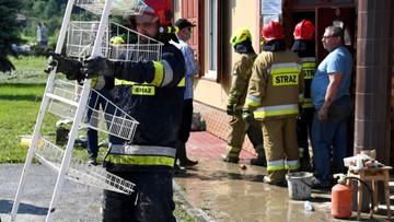"""""""W kilkanaście minut woda zabrała nam wszystko"""". Mieszkańcy Podkarpacia o skutkach kataklizmu"""