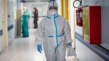 Rekord zgonów i zakażeń w Polsce, otwarcie szpitala na Stadionie Narodowym - Raport Dnia