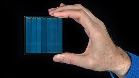 Pierwszy na świecie petabajtowy dysk może być wykonany ze szkła