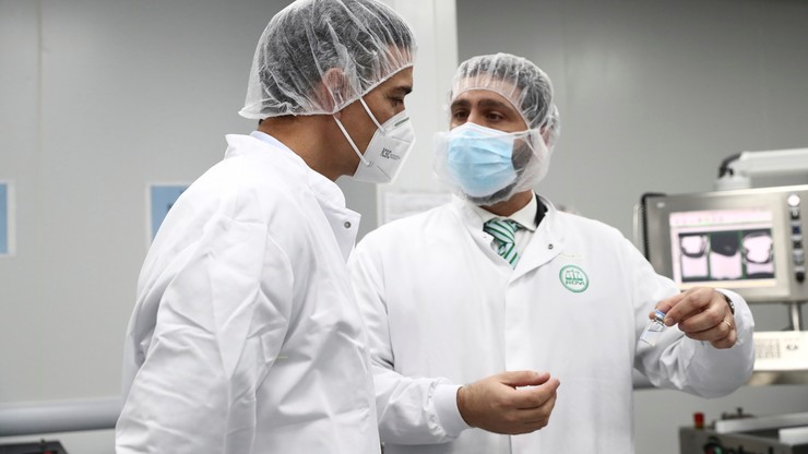"""WHO: życie sprzed pandemii """"bardzo, bardzo możliwe"""""""