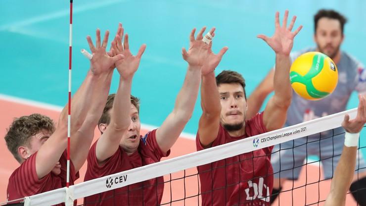 Puchar CEV siatkarzy: IBB Polonia Londyn odpadła w 1/8 finału