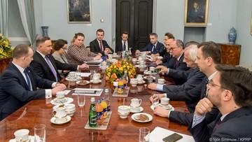 """Prezydent spotkał się z liderami opozycji. """"Uwzględni ich głos ws. ustaw sądowych"""""""
