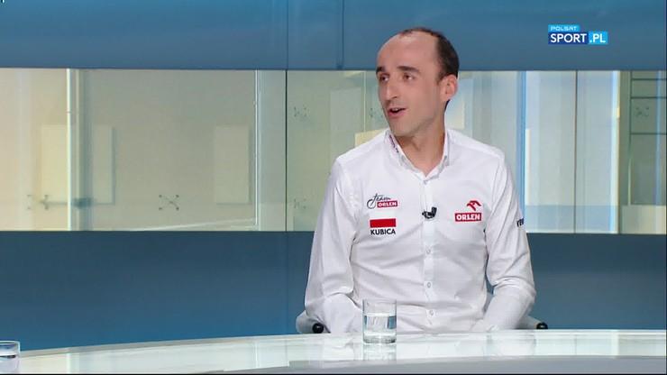 Kubica: Łączenie obowiązków kierowcy rezerwowego w F1 ze startami w DTM nie jest łatwe