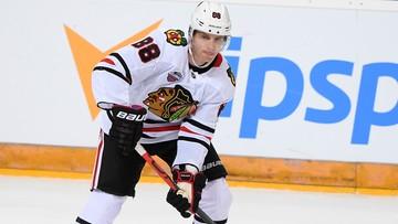 NHL: Dziewięćdziesiąty w historii gracz z tysiącem punktów