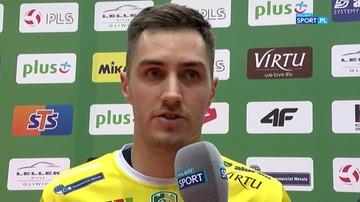 Malinowski: Grało nam się bardzo ciężko