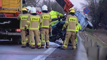 Od Wigilii na polskich drogach zginęły 34 osoby