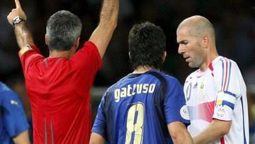 """Kolega Zidane'a zdradził, co działo się po pamiętnym finale mundialu. """"Nie rozmawialiśmy dwa lata"""""""