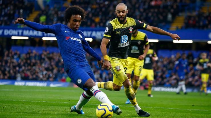 Premier League: Bednarek triumfuje na Stamford Bridge! Debiuty Artety i Ancelottiego - Polsat Sport