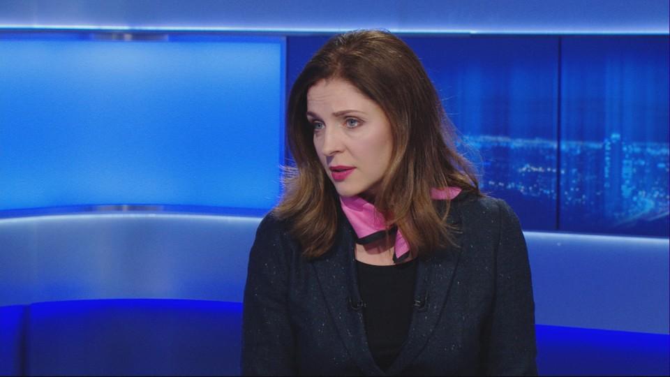 Joanna Mucha, pełniąc funkcję ministra sportu i turystyki, określała się mianem