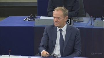 """Donald Tusk spotkał się z Ewą Kopacz. """"Grzegorzu Schetyno drżyj"""""""