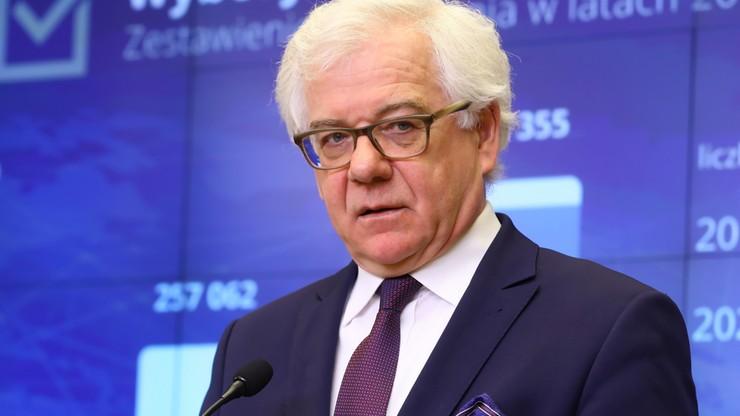 Czaputowicz: to dobry moment na zmianę na czele naszej dyplomacji