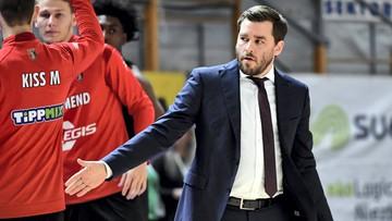 Energa Basket Liga: Zollner trenerem GTK