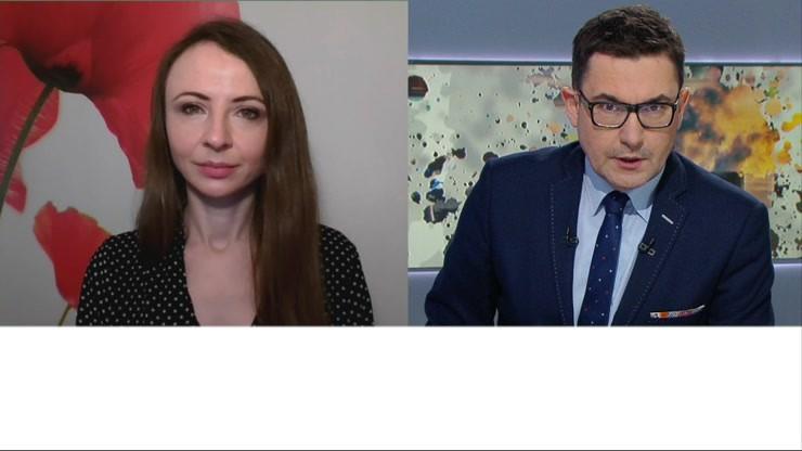 Dziemianowicz-Bąk: przekleństwa na protestach oddają nastrój kobiet