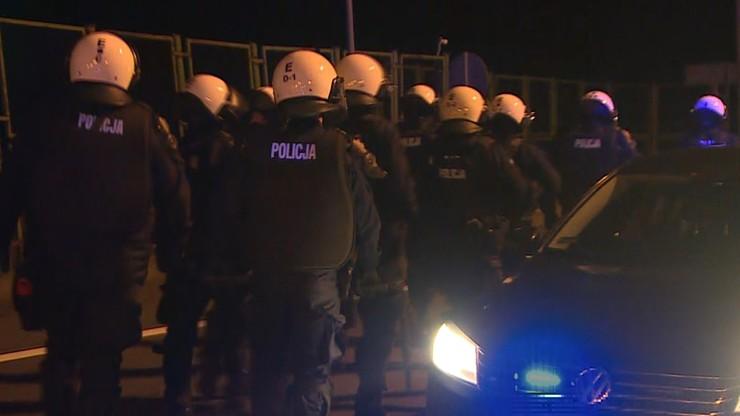 Litwini zablokowali przejście w Świecku. Interweniowała policja