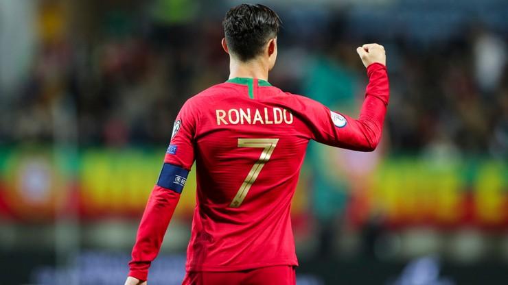 El. Euro 2020: Luksemburg - Portugalia. Relacja i wynik na żywo