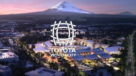 Toyota rozpoczęła budowę pokazowego miasta przyszłości pod stokami wulkanu Fudżi [FILM]