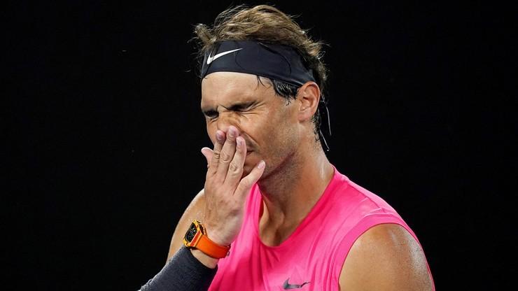 Rafael Nadal o starcie w French Open: Zobaczę, jaka będzie sytuacja
