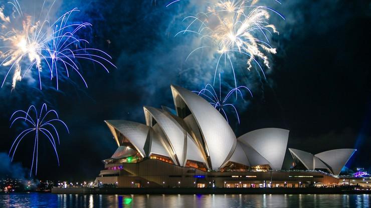 Spór o słynny pokaz fajerwerków w Sydney. Jest stanowisko premiera