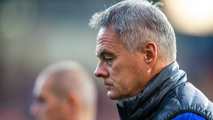 Zieliński nie jest już trenerem Arki Gdynia