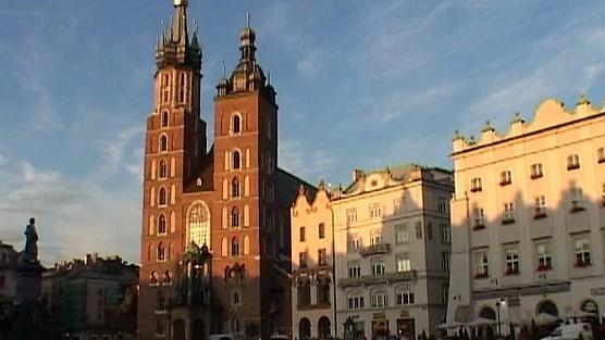 Podróże marzeń - Kraków