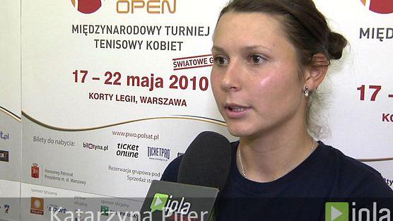 Klaudia Jans (POL) - wywiad
