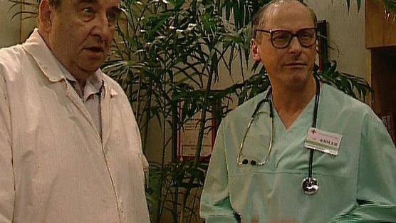 Szpital na perypetiach - Odcinek 20