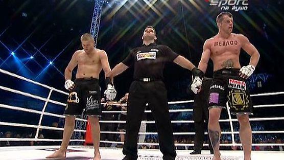 Jan Błachowicz vs. Wojciech Orłowski - 1/2 turnieju