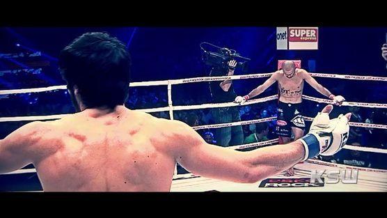 KSW 26 - zapowiedź walki Sowiński vs Azhiev