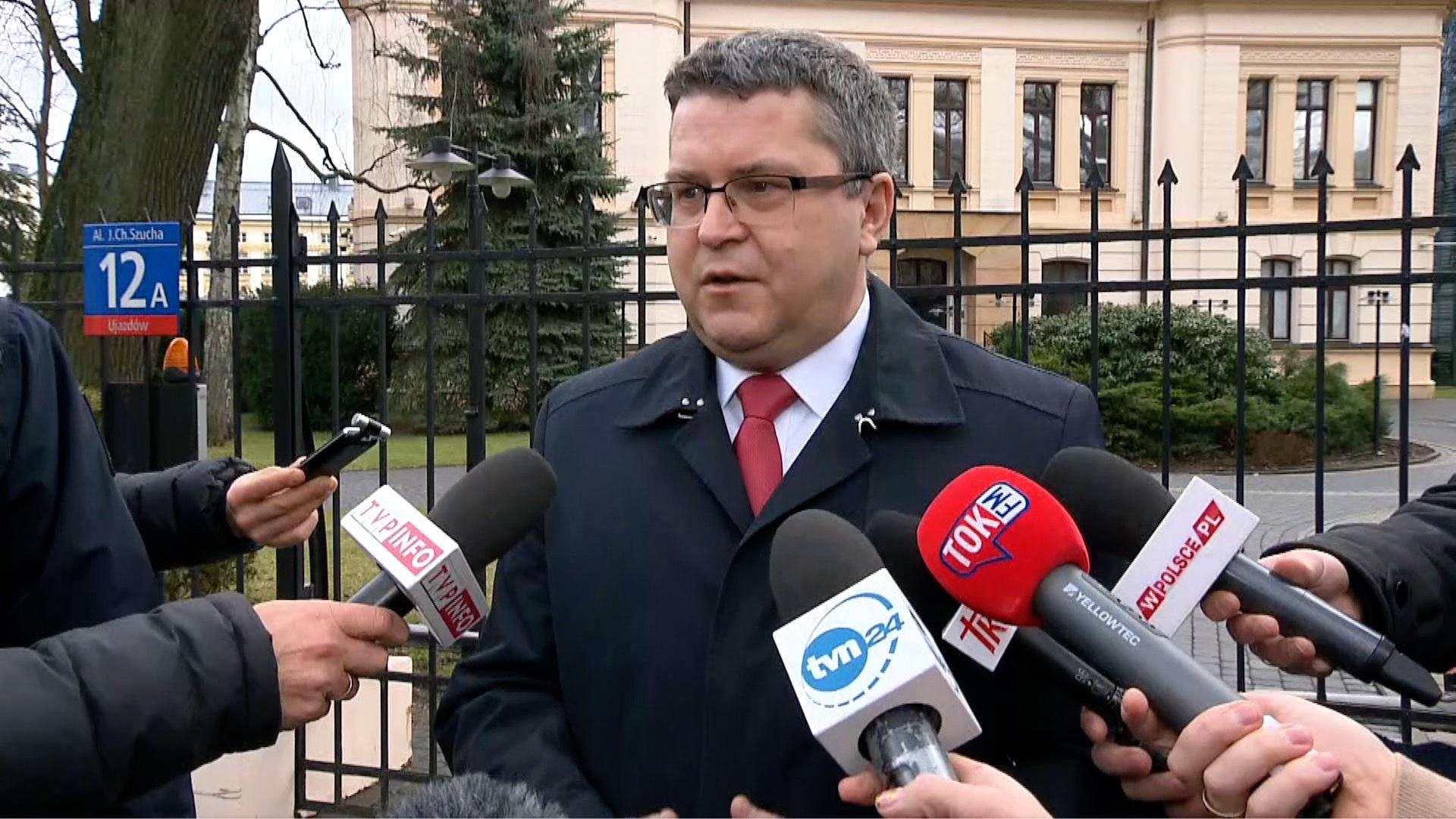 Jarosław Dudzicz o odroczonym wyroku