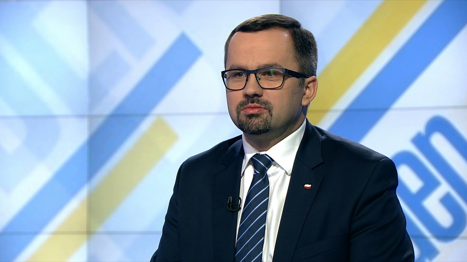 Marcin Horała o rozłożeniu sił w Senacie
