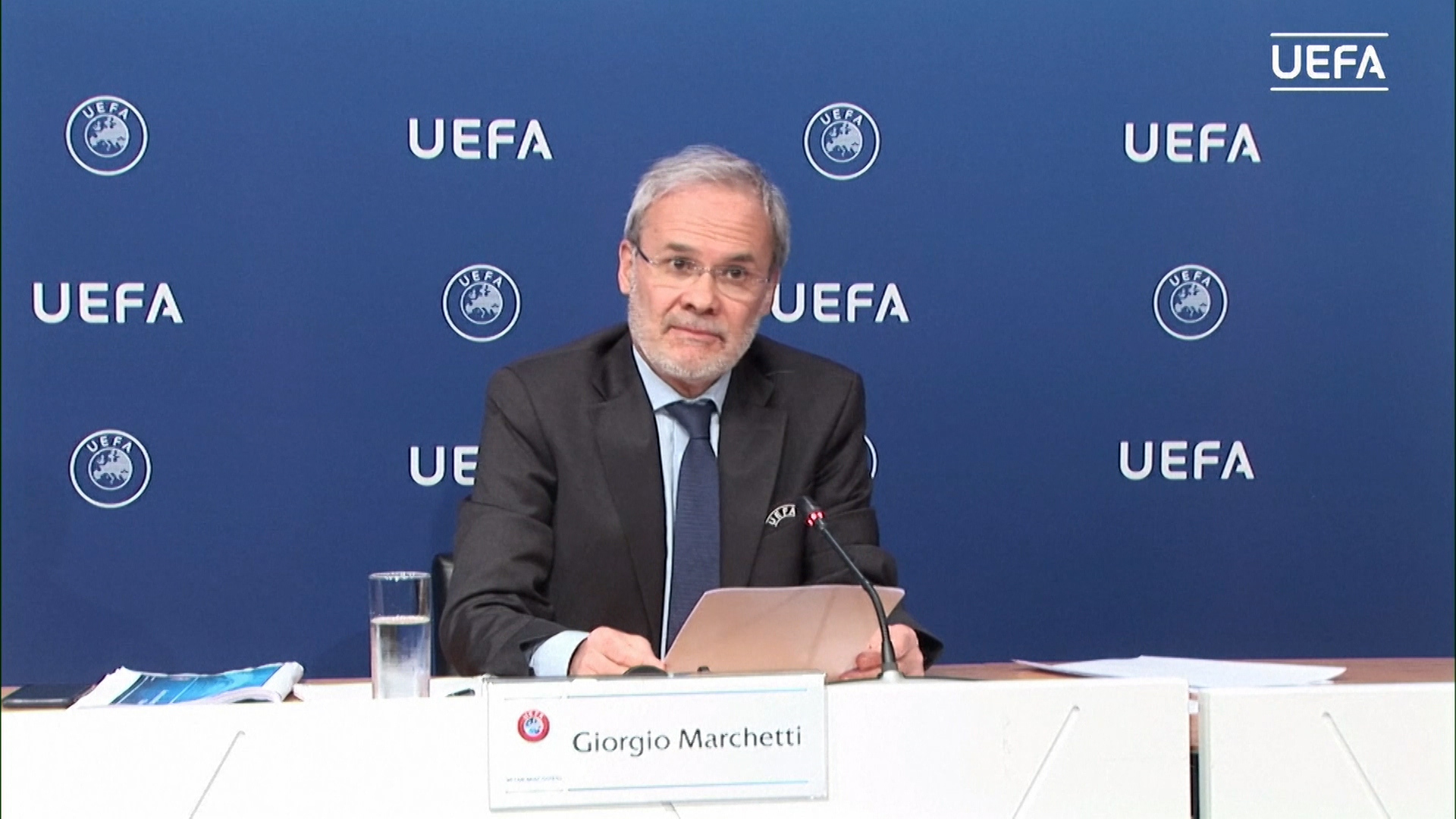 UEFA podjęła decyzję w sprawie dokończenia Ligi Mistrzów i Ligi Europy